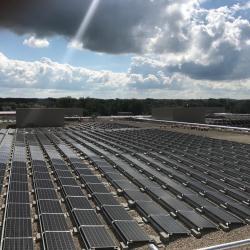 726 kWdc SunPeak solar system